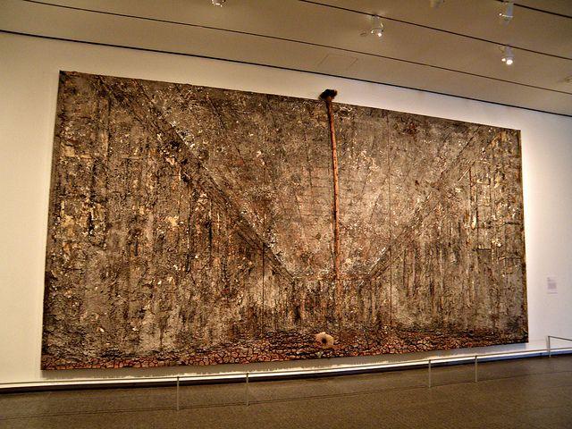 Giant Anselm Kiefer Painting Modern Art Museum Of Ft Worth