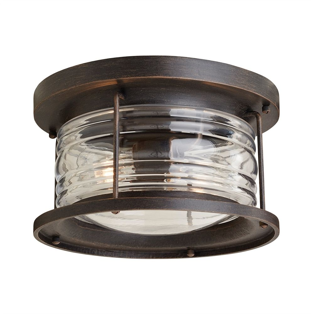 Close To Ceiling Lights Mesmerizing Shop Kichler Exclusives 39501 Stonecroft Single Light Outdoor Design Inspiration