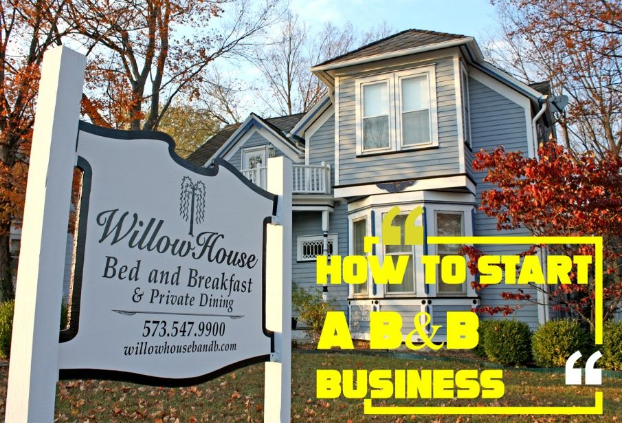 Bed and Breakfast Business Plan Sample Free Bed and