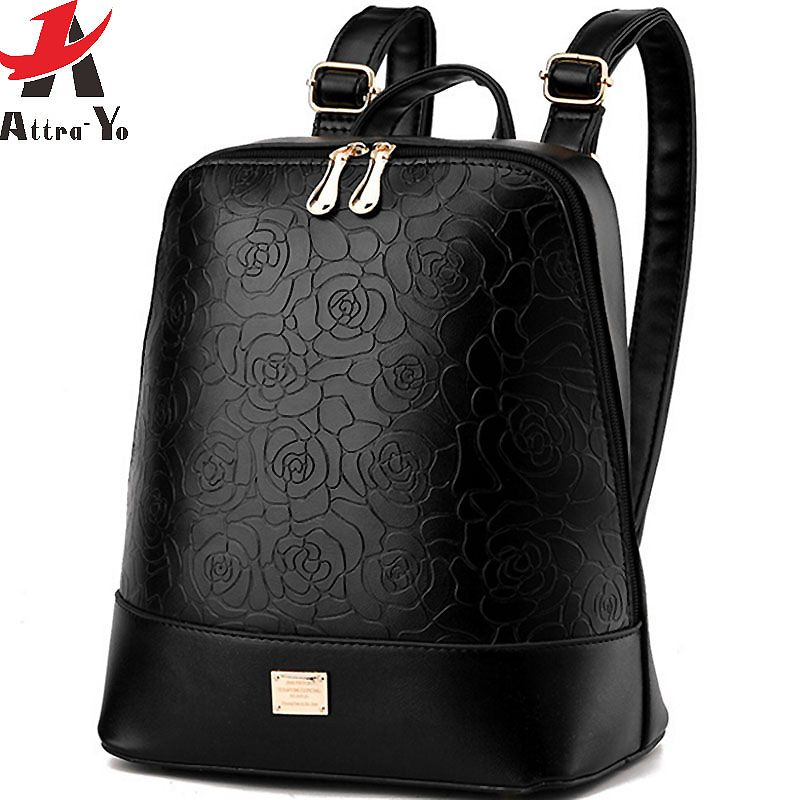 Low Price GuaranteeAttra-Yo! Daily Backpack 2016 women leather ...