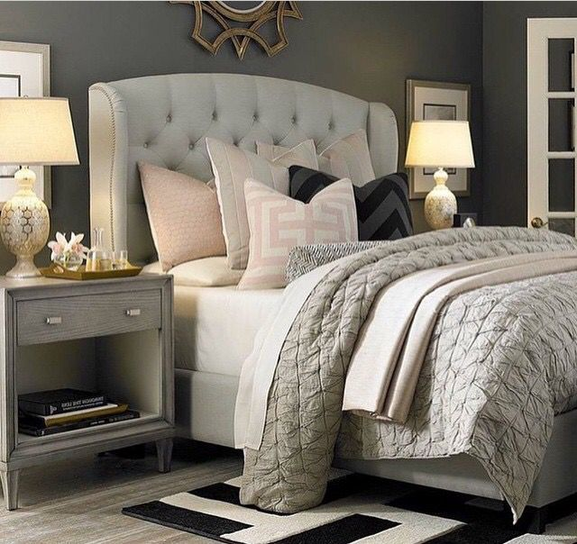 Neutral Master Bedroom Decorating Ideas: Neutral Decor For Him And Her