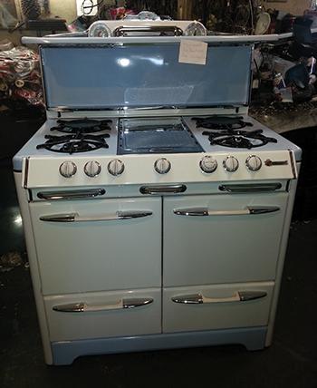 SAVON Appliance Refinishing 818-843-4840 For Sale: stove vintage ...