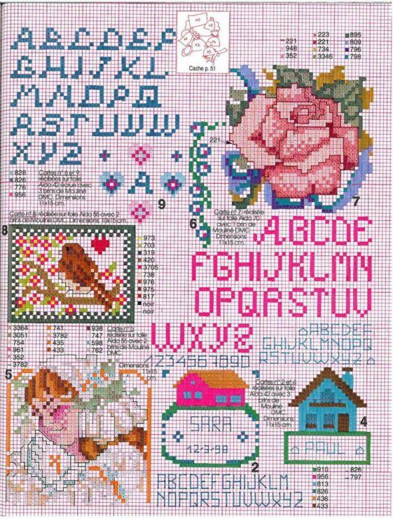 Gallery.ru / Фото #36 - 100 petite idees - Summerville
