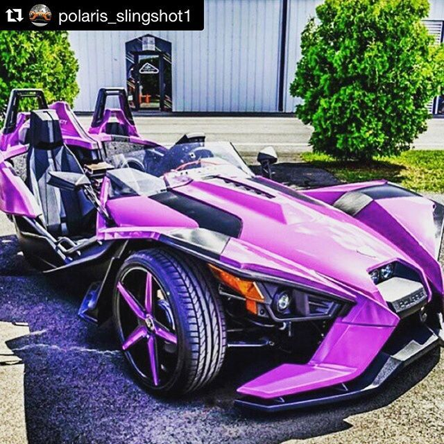 Holy Purple Slingshot Batman Feature Polaris Slingshot1