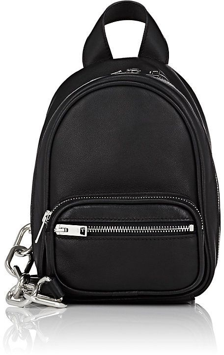 9ad49c14e2d8 Alexander Wang Women s Attica Crossbody Mini-Backpack