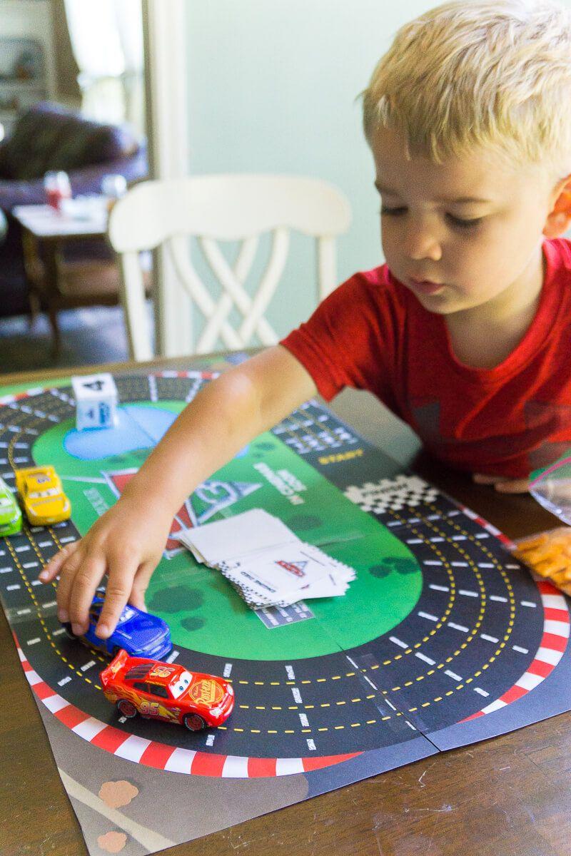 5 Free Printable Disney Pixar Cars Games & Activities for
