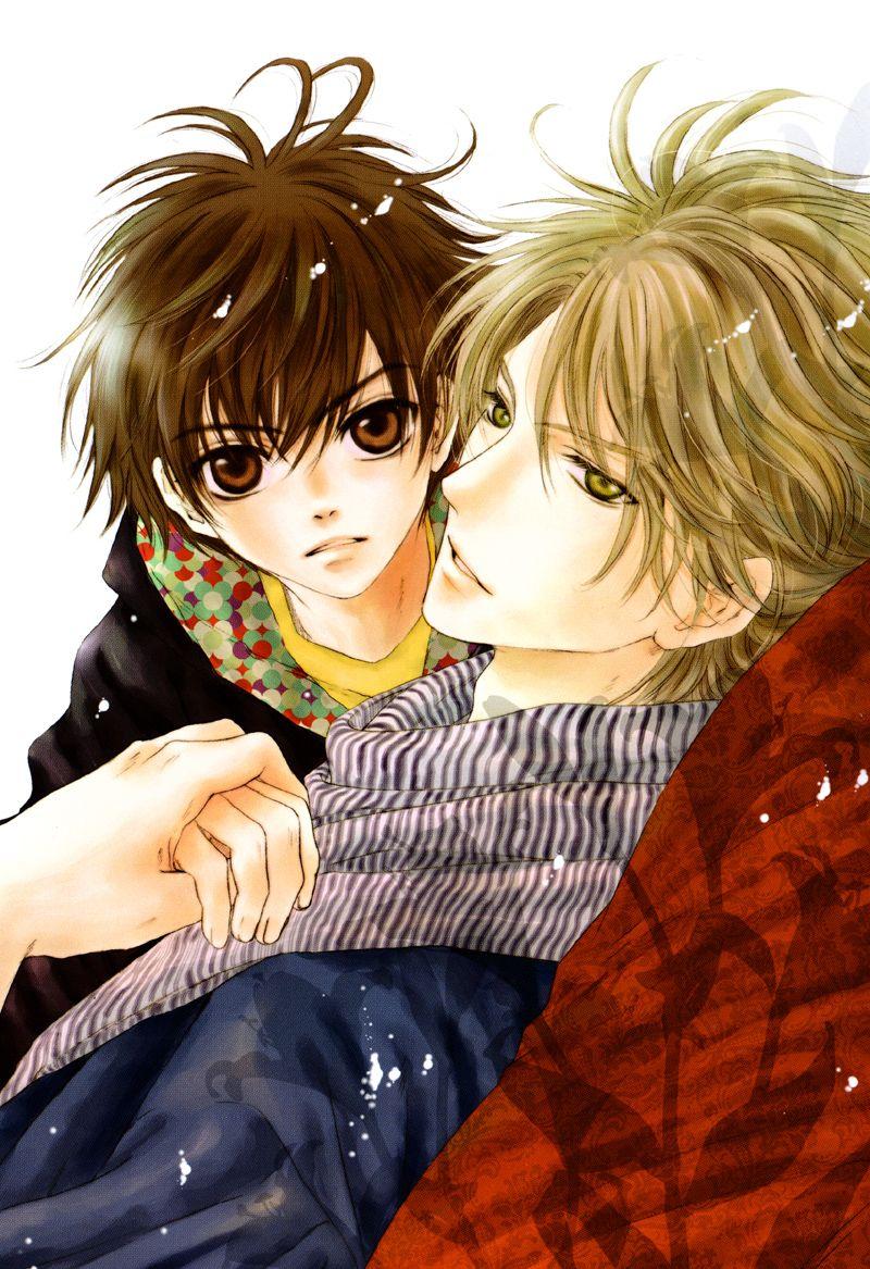 Tags: Official Art, Super Lovers, Kaidou Haru, Kaidou Ren, Abe Miyuki