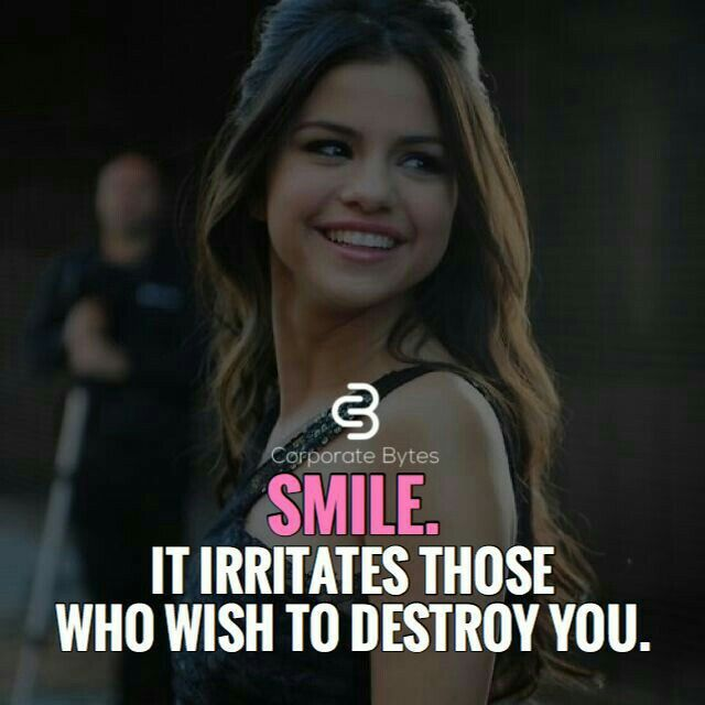 while you are busy hating i m just busy smiling back saying