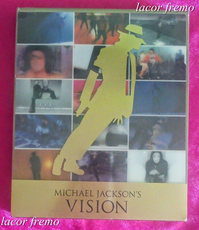 Michael Jackson S Vision Zawartosc I Wrazenia Michael Jackson Michael Jackson