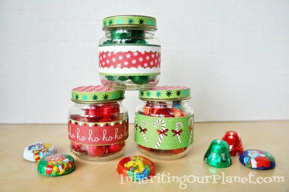 Explore Baby Jars Baby Food Jars and more! & Obsequios navideños usando frascos de vidrio