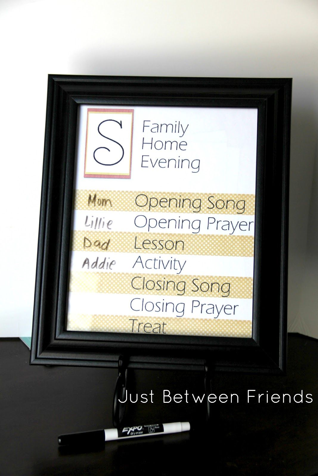 Family Home Evening Charts | Pinterest | Chart, Relief society and ...
