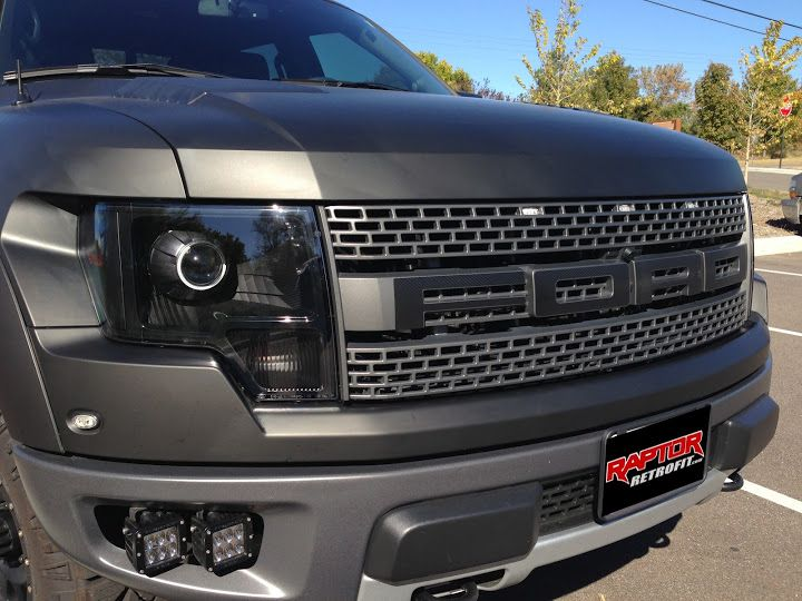 4 Sale Bi Xenon Projector Retrofit Headlights Ford Raptor