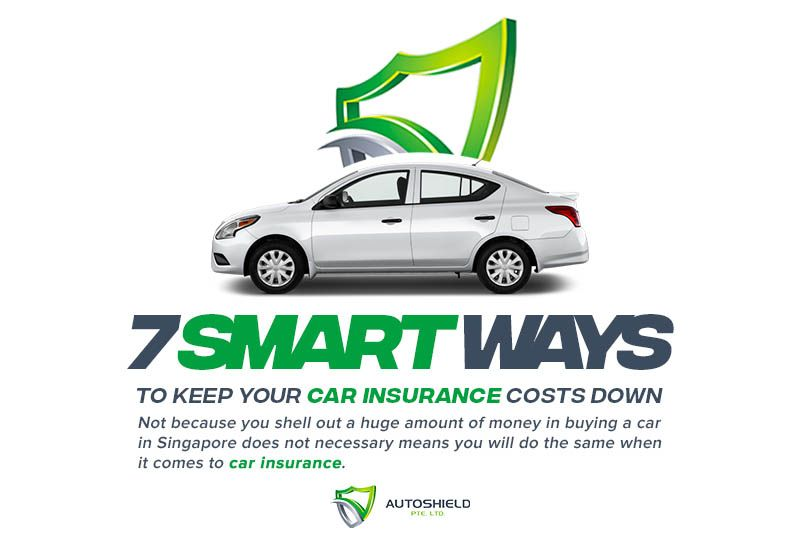 7 smart ways to keep your car insurance costs down car