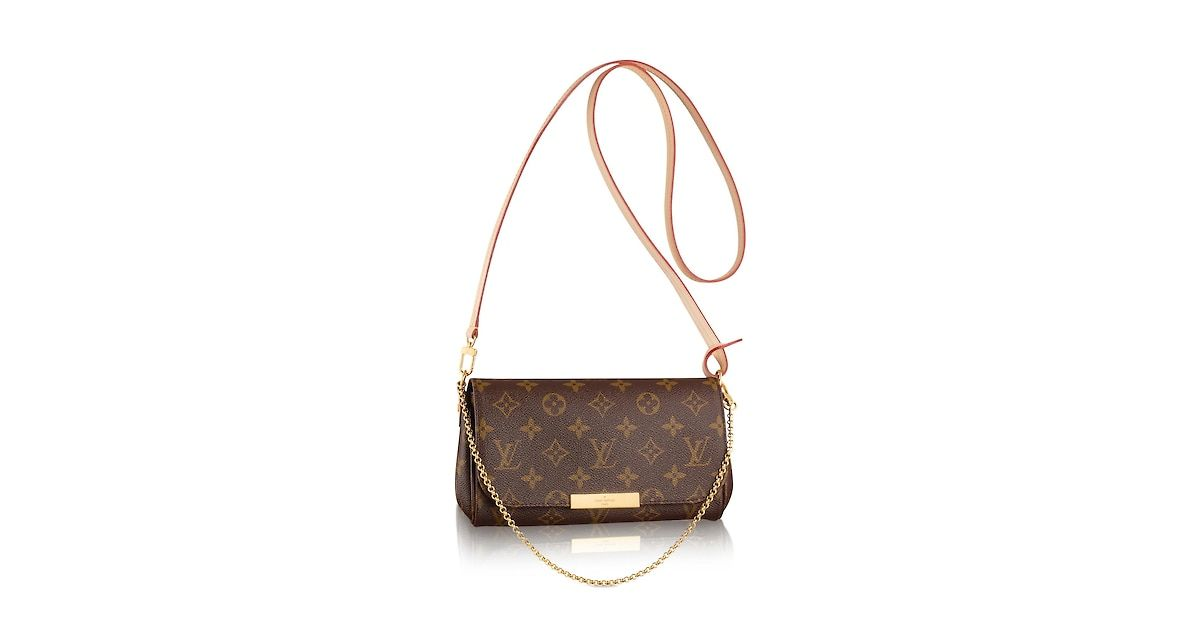 f3d6ff0a6b46 LOUIS VUITTON Official USA Website - Discover our latest Favorite PM  collection for WOMEN