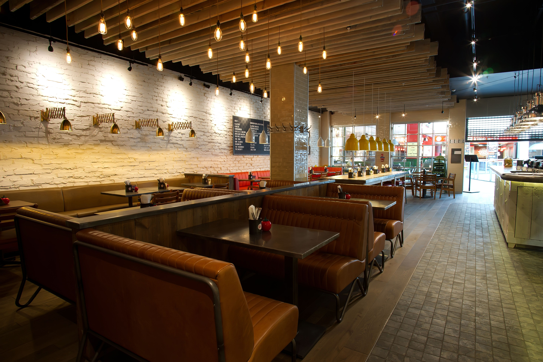 Restaurant lighting supply ideas