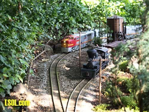garden railroads Garden Trains Garden Railroads Garden Railways