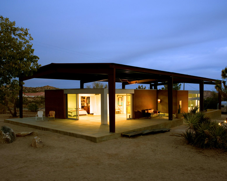 Desert Homes Design And Ideas For Modern Living Dwell