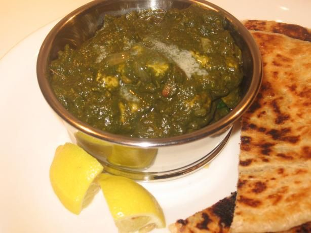 Saag chicken recipe saag cayenne peppers and rice forumfinder Images