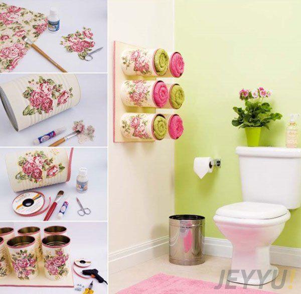 Bathroom wall decor | bathrooms | Pinterest | Bathroom wall decor ...