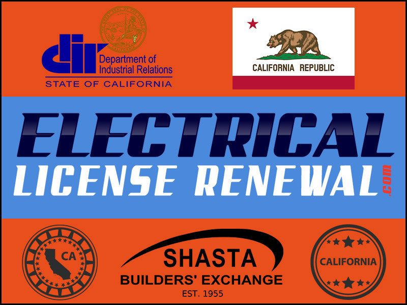 electricallicenserenewal.com yes! we are approved for all california ...