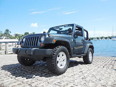 Jeep: Wrangler X 2008 JEEP WRANGLER X 4X4 AUTOMATIC SPORT READY FOR FUN https://t.co/dzlP44Ggmk https://t.co/stt6Hd4oGx