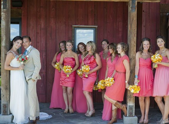 Bend Oregon Weddings Venues | The Barn Brasada Ranch ...