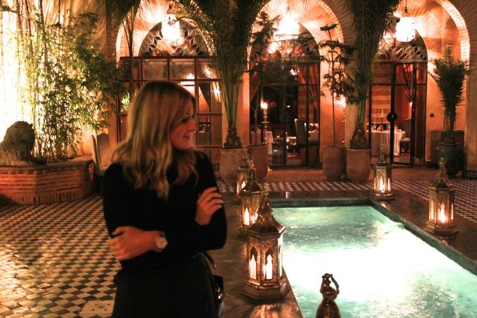 Dar Yacout restaurant - Marrakech 48 HOUR TRAVEL GUIDE