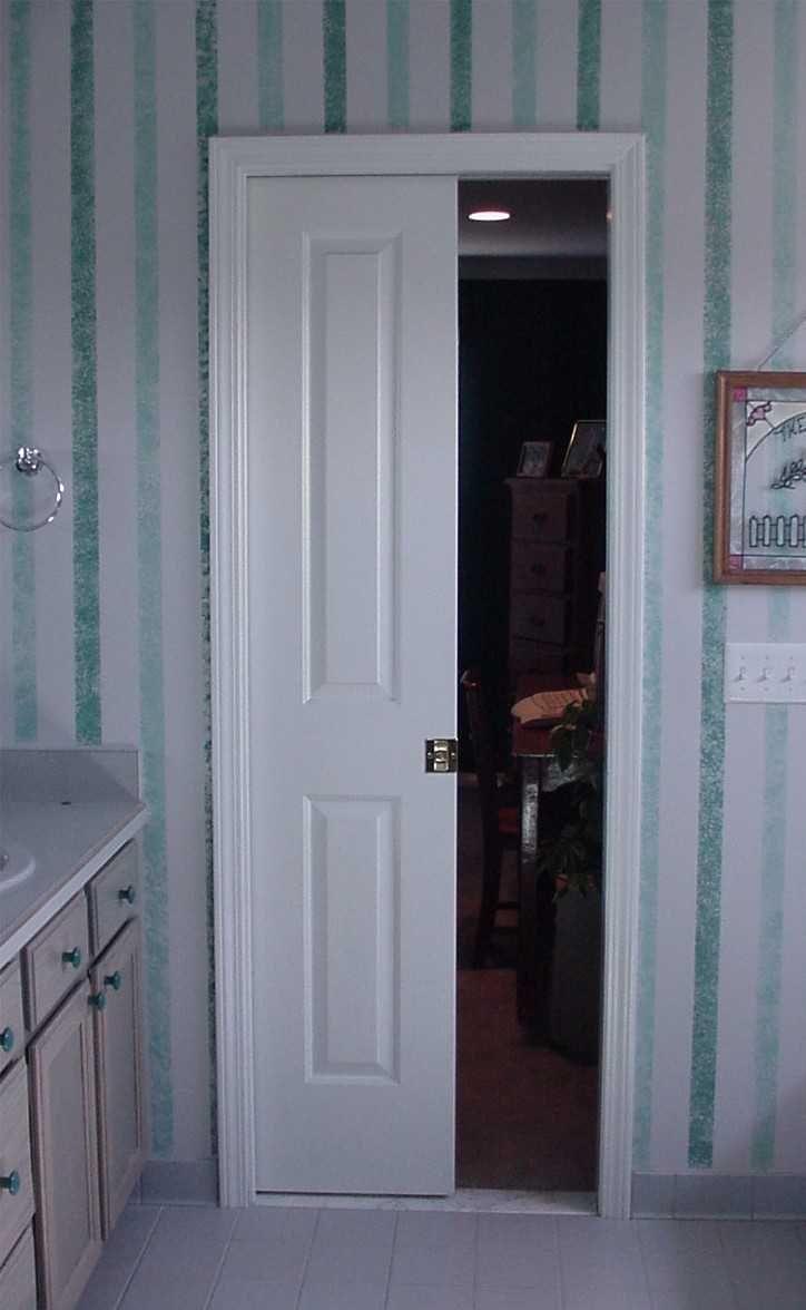 Bathroom Pocket Doors 1750 Series Pockets Built Up Door Frames Made With 4 Wheels