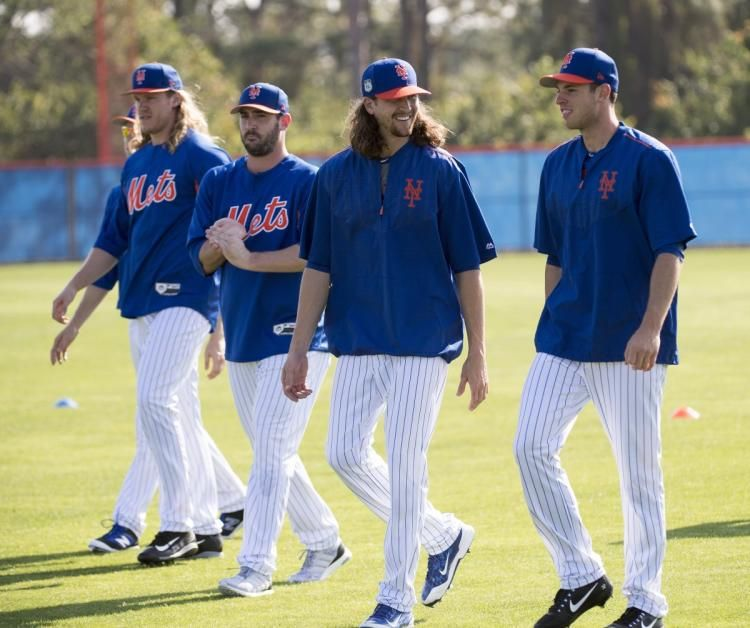 Mets announce 2018 spring training report dates Sports baseball - training report