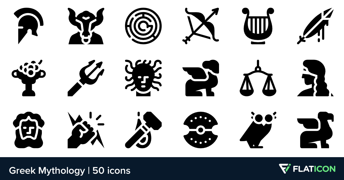 50 Free Vector Icons Of Greek Mythology Designed By Freepik Greek Mythology Mythology Greek Icons