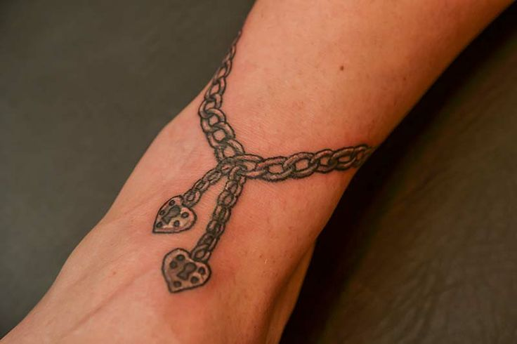 Chain Link Tattoo: Chain Tattoo Designs Women - Google Search