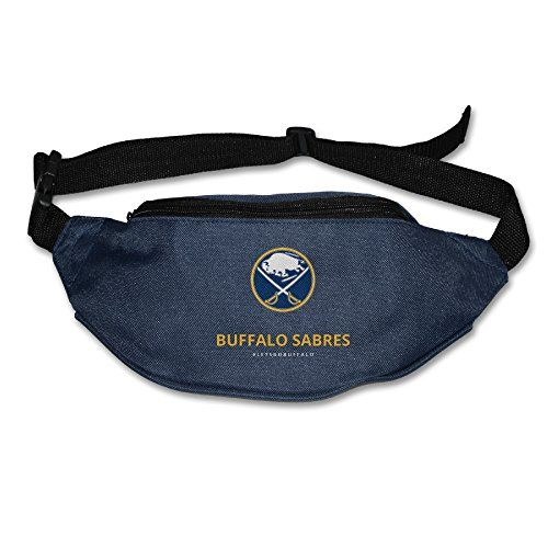 Buffalo Sabres Logo Men Popular Resistant Travel Fanny Running Belt Waist Pack -- You can find more details by visiting the image link. (This is an affiliate link) #RunningWaistPacks