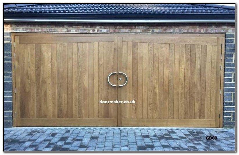 Wooden Double Garage Doors Uk Wooden Garage Doors Garage Doors Uk Double Garage Door