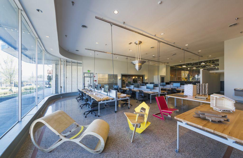 Fab Lab Utk College Of Architecture Design Makerspace Design School Building Design College Architecture