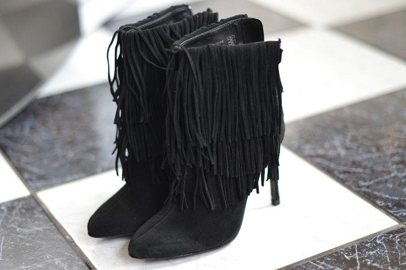 Zara Skorzane Botki Fredzle Must Have 36 Nowe 6053963794 Oficjalne Archiwum Allegro Zara Shoes Must Haves