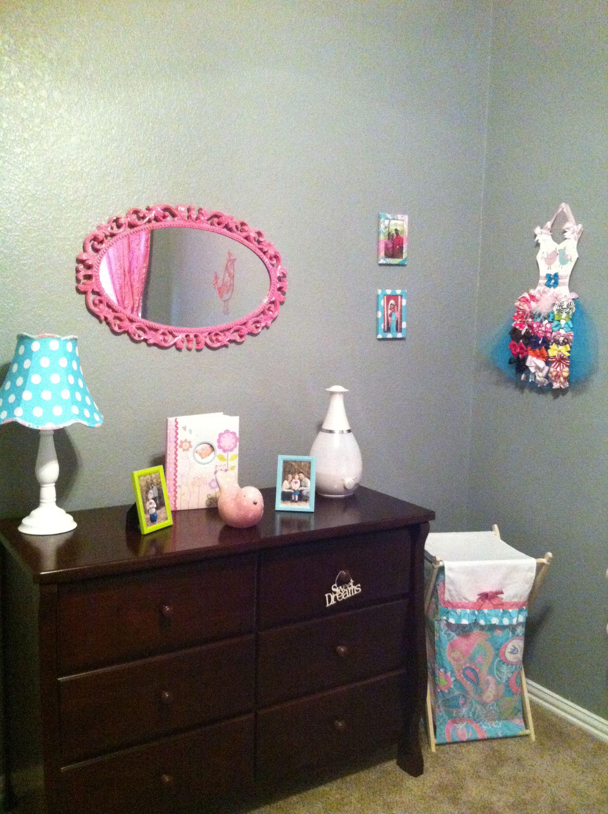 My Baby Girl S Nursery: Aqua Pixie My Baby Sam Baby Girl Nursery Aqua Pink Green