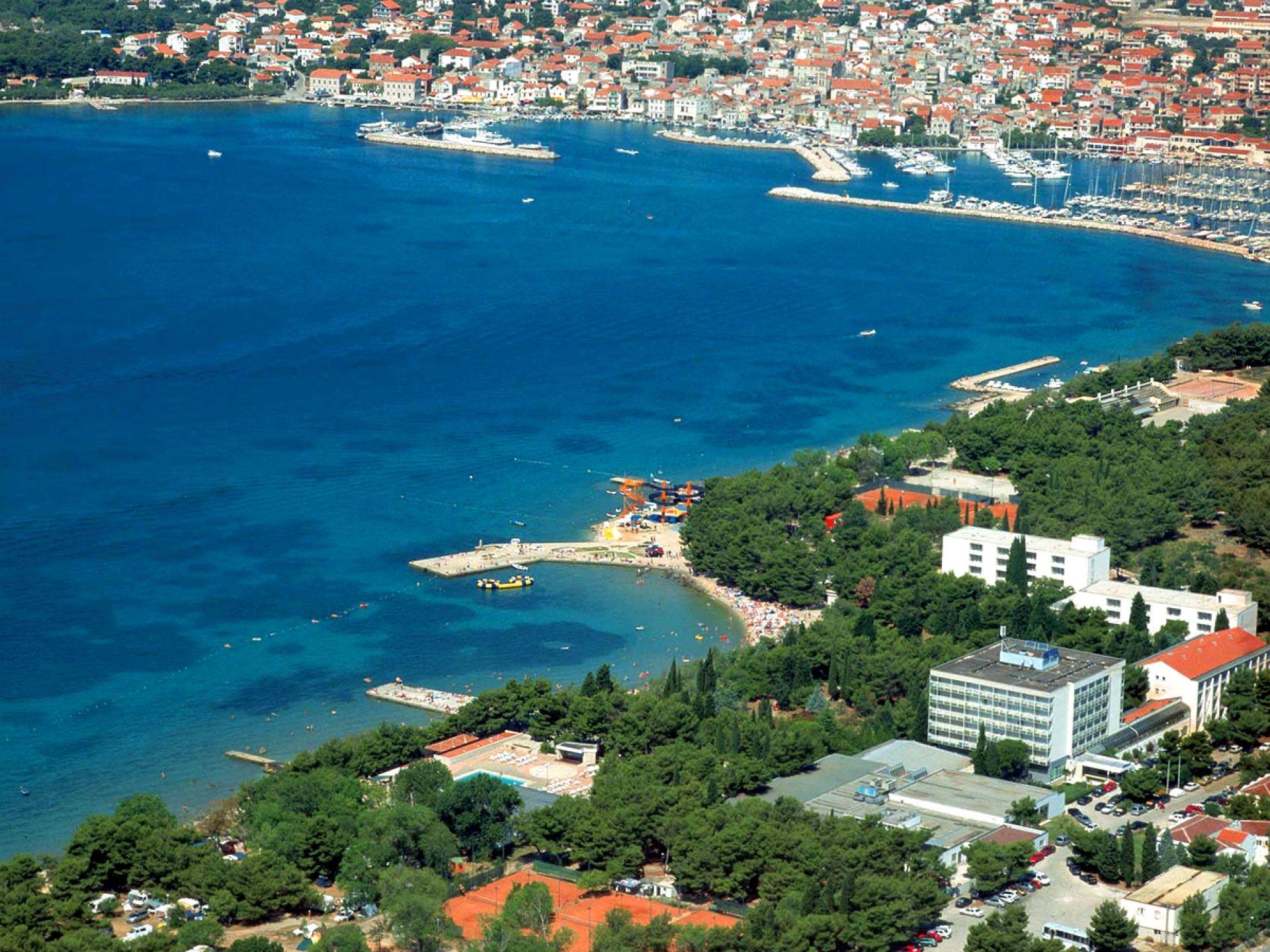 Vodice, Croatia All Things Croatian Pinterest Travel