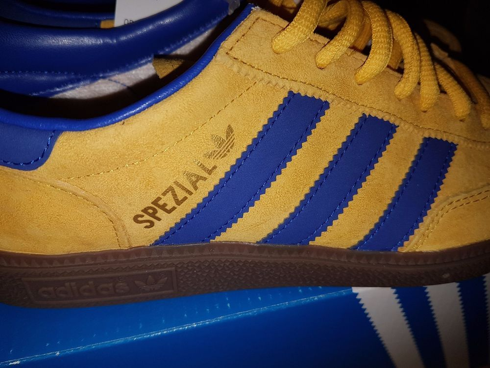 regular Series de tiempo Credencial  Adidas Originals SPEZIAL Malmo 7 UK 7.5 US 40 2/3 EUR Q23097   Adidas,  Adidas originals, Adidas samba sneakers