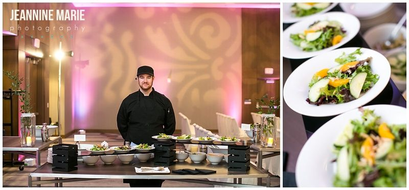 Hyatt Regency Bloomington Hotel Wedding Minnesota Catering Venues