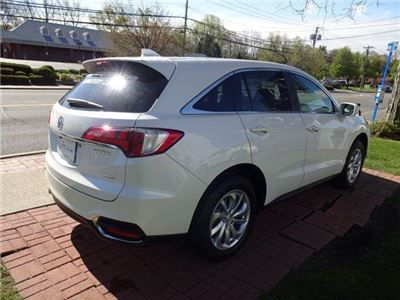 Used 2017 Acura Rdx Technology Package