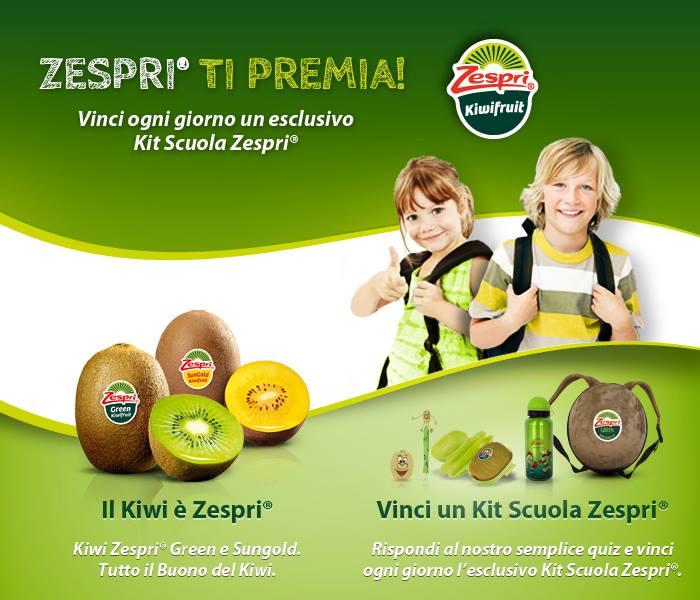 Vinci Kit Scuola Zespri instant win - http://www.omaggiomania.com/concorsi-a-premi/vinci-kit-scuola-zespri-instant-win/