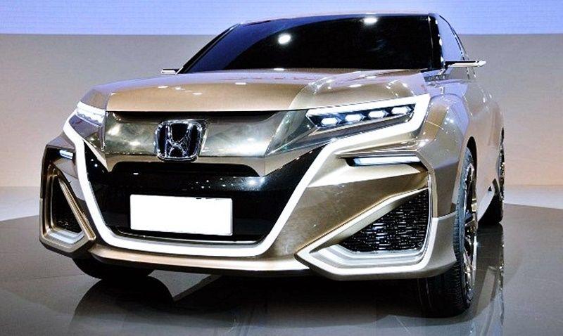 2019 Honda Hrv New Model Concept | Honda crv, Honda hrv, Honda