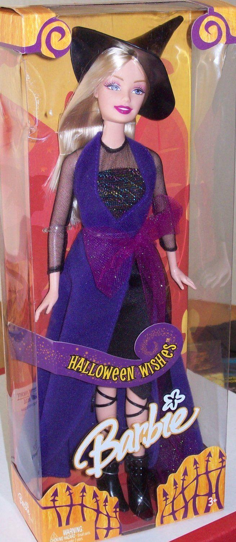 halloween wishes barbie