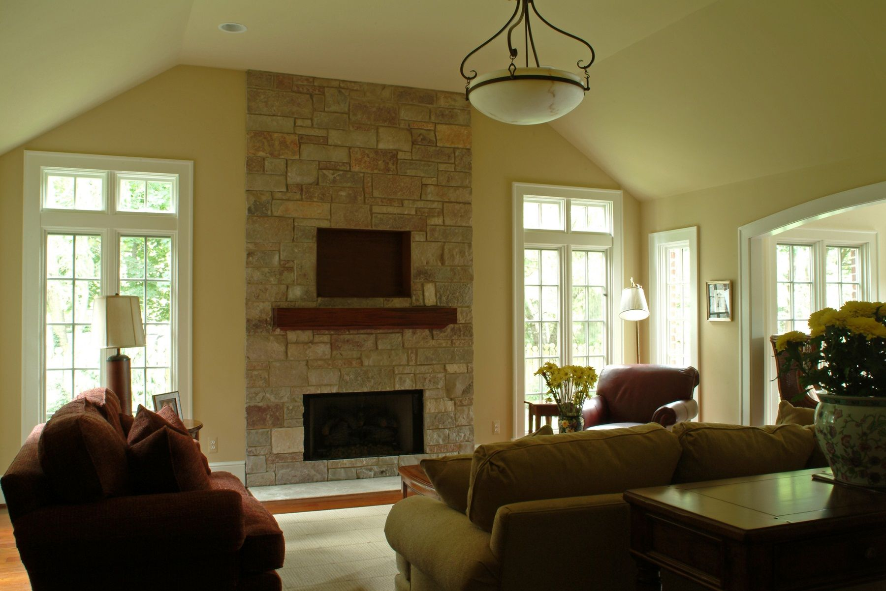 17 Best Images About Family Room Addition On Pinterest
