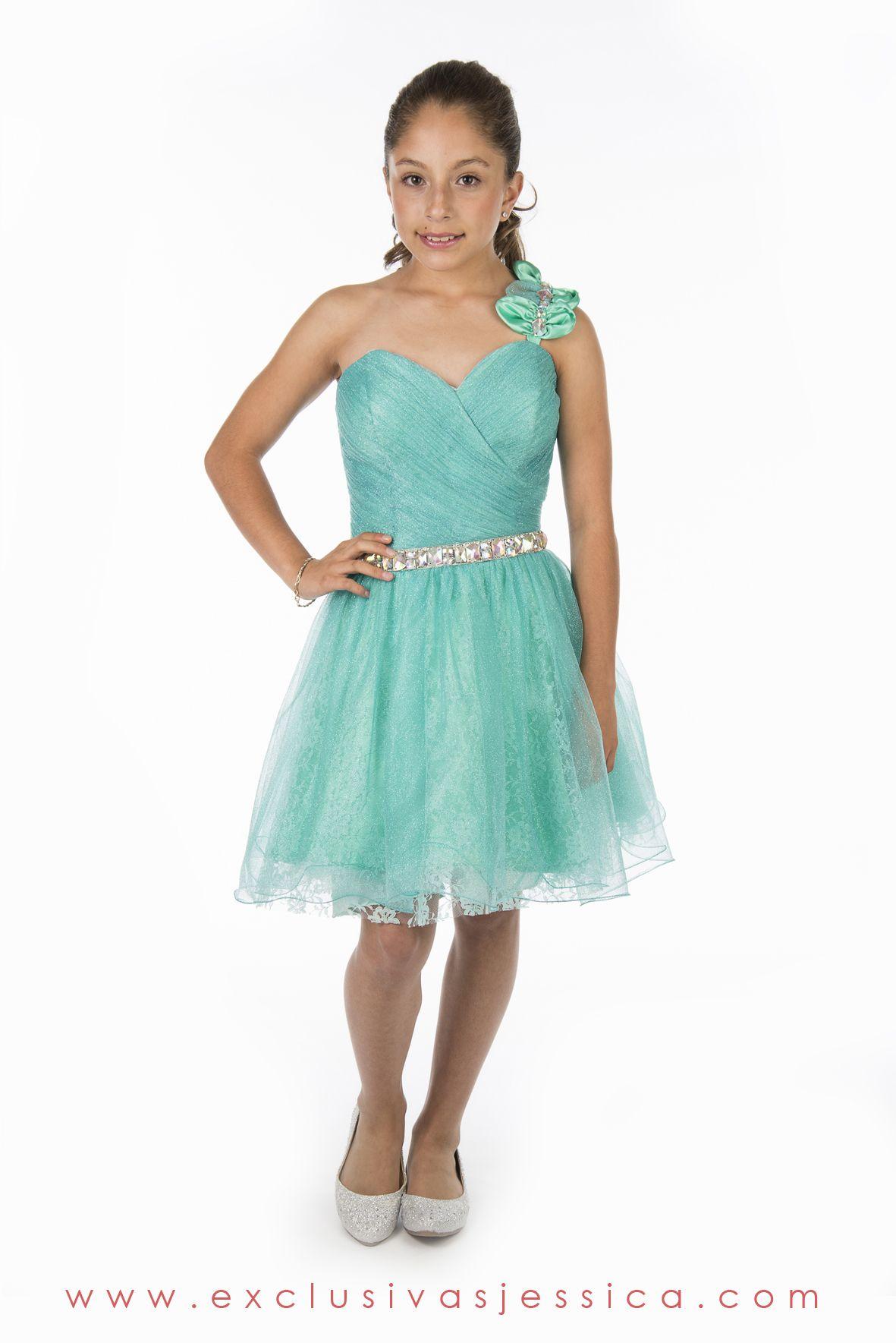 Jessica Vestidos #fiesta #gala #moda #drees #vestidos #juniors #graduación #graduaciones #mexico #DF #15Años #fifteen #graduation #ropa #cool #vestido #corto #color #menta #verde #agua #aqua #agua #turquesa