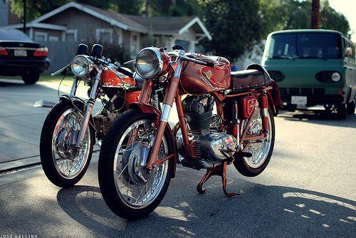 Ducati 175 Super Sport