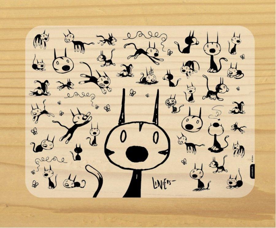 Individual Fellini por Liniers para Monoblock