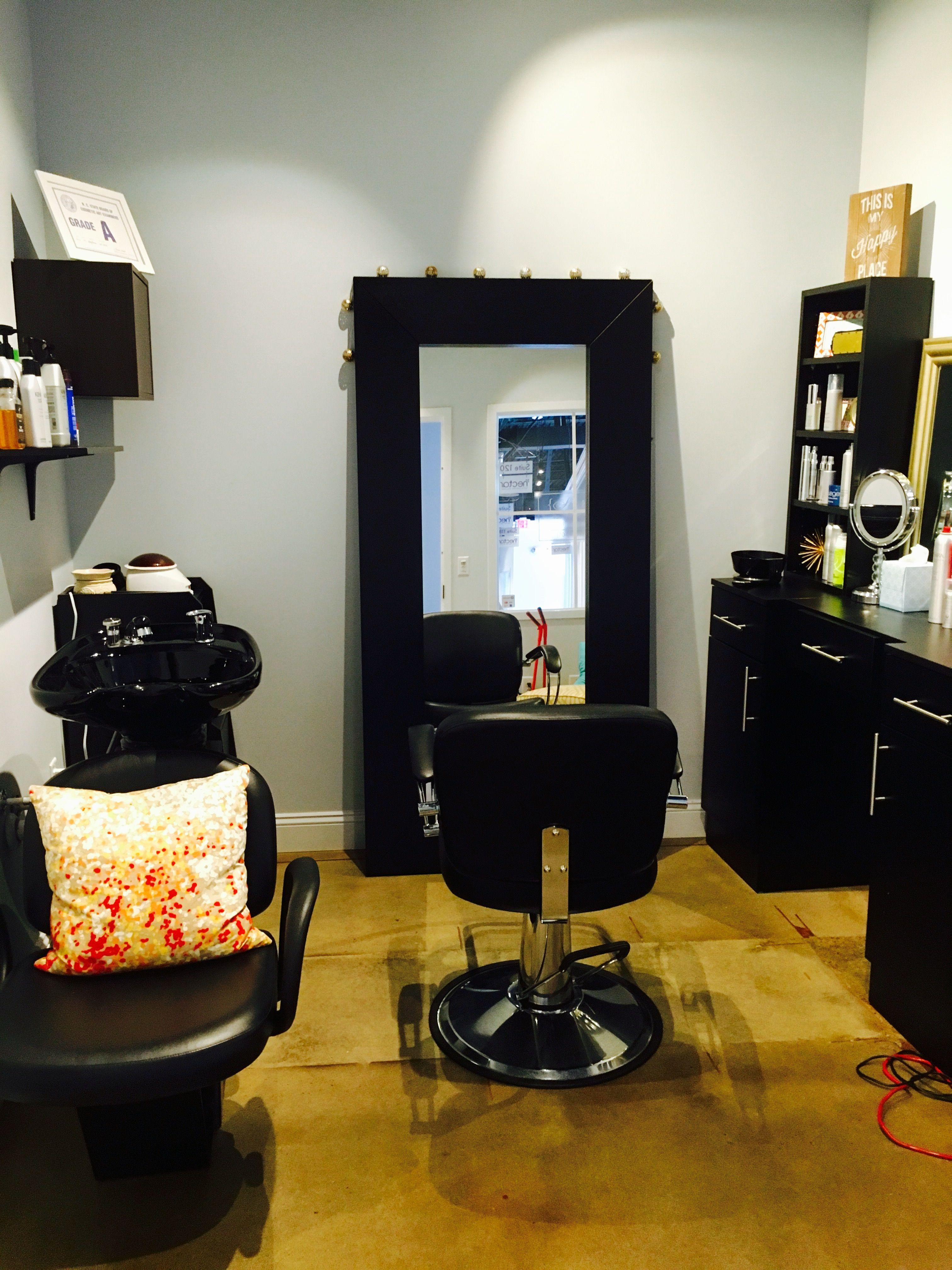 Suite 131 Boldandbeautiful Creativity Decorchic Designyourownspace Cosmetologist Salon Suites Decor Salon Decor Studio Beauty Salon Decor