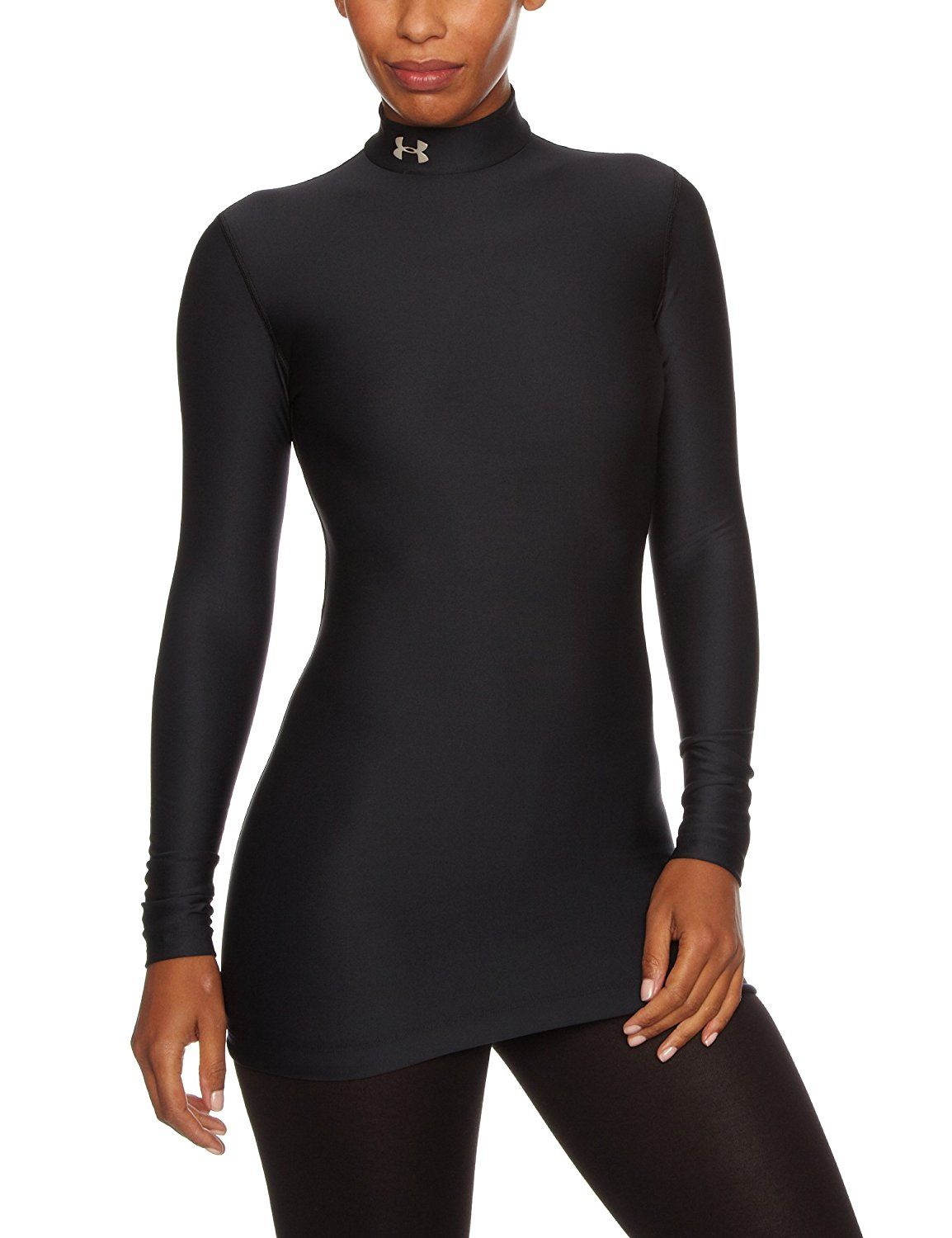944cf4580 Under Armour Women's ColdGear Compression Mock   1 in 2019 ...