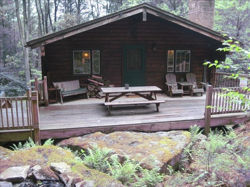 for built deep cabins creek fun rentals lake court cabin vacation mountainview